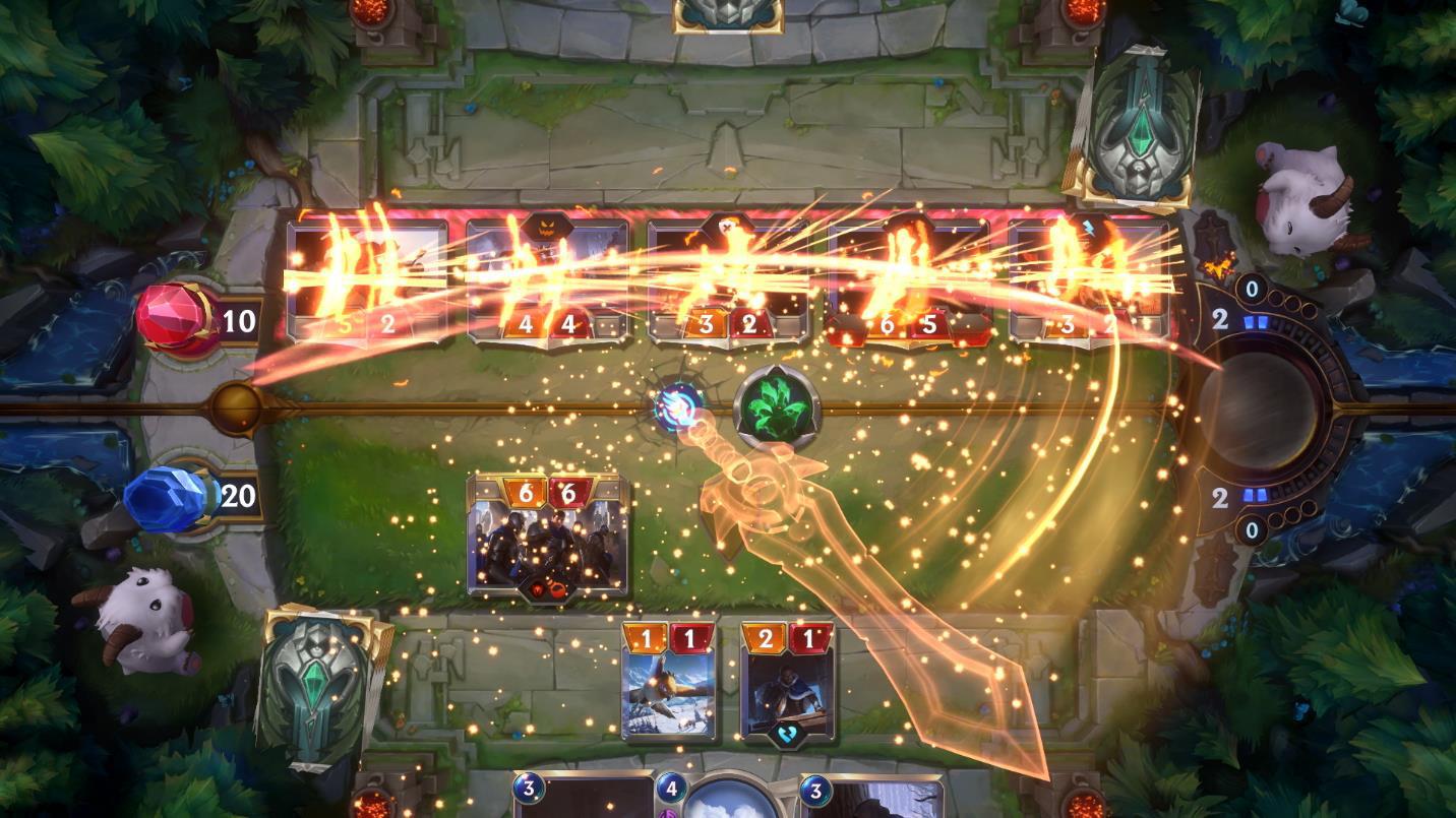 """Chim Sẻ Đi Nắng x Huyền Thoại Runeterra: Khi """"Thần đồng"""" cũng phải toát mồ hôi với siêu phẩm thẻ bài chiến thuật từ Riot Games - Ảnh 3."""