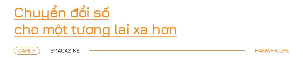 CEO Hanwha Life Việt Nam: Khai phá những cách thức sáng tạo hơn về dịch vụ tài chính - Ảnh 6.