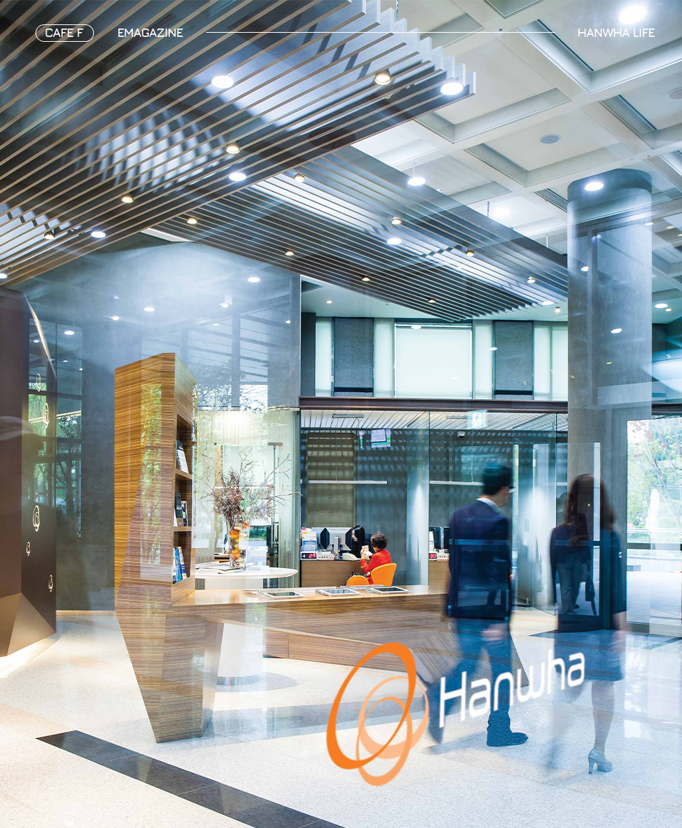CEO Hanwha Life Việt Nam: Khai phá những cách thức sáng tạo hơn về dịch vụ tài chính - Ảnh 5.