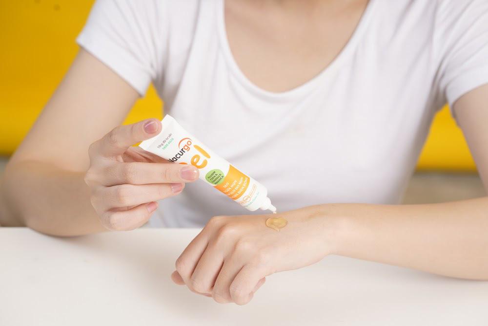 Nacurgo Gel - Gel ngừa mụn, sẹo từ thảo dược thiên nhiên - Ảnh 3.