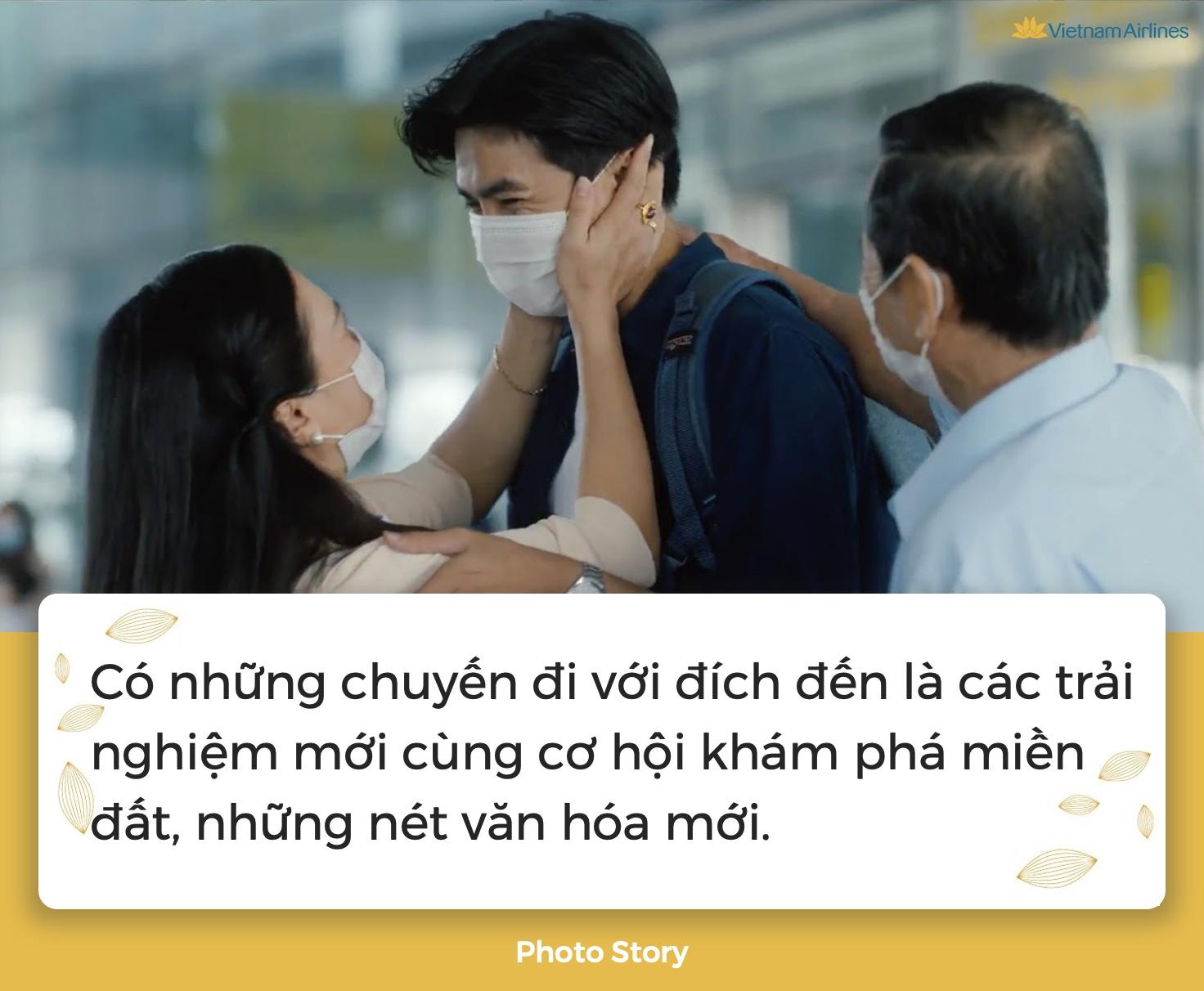"""Cùng Vietnam Airlines lan tỏa thông điệp """"Vì sao chúng ta bay?"""", sẵn sàng mang niềm hy vọng đặt vào mùa xuân mới - Ảnh 2."""