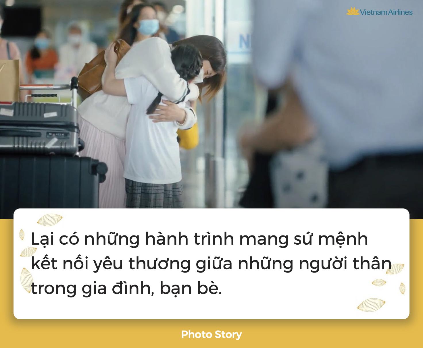 """Cùng Vietnam Airlines lan tỏa thông điệp """"Vì sao chúng ta bay?"""", sẵn sàng mang niềm hy vọng đặt vào mùa xuân mới - Ảnh 3."""