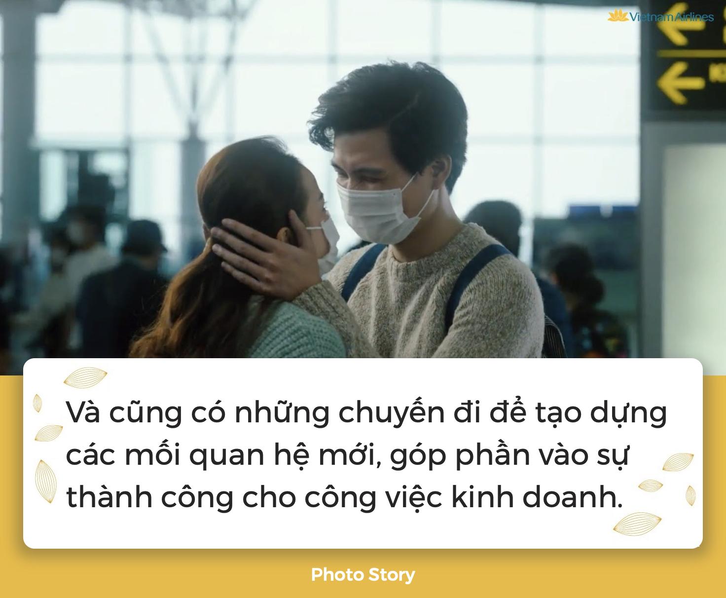 """Cùng Vietnam Airlines lan tỏa thông điệp """"Vì sao chúng ta bay?"""", sẵn sàng mang niềm hy vọng đặt vào mùa xuân mới - Ảnh 4."""