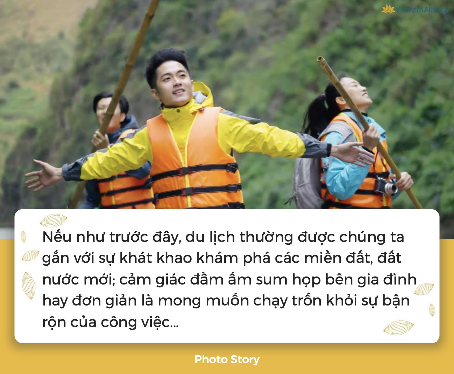 """Cùng Vietnam Airlines lan tỏa thông điệp """"Vì sao chúng ta bay?"""", sẵn sàng mang niềm hy vọng đặt vào mùa xuân mới - Ảnh 5."""