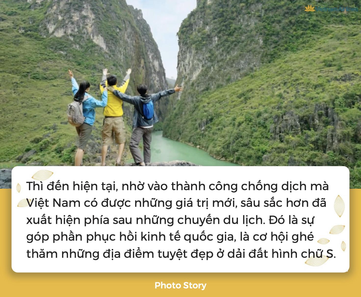 """Cùng Vietnam Airlines lan tỏa thông điệp """"Vì sao chúng ta bay?"""", sẵn sàng mang niềm hy vọng đặt vào mùa xuân mới - Ảnh 6."""