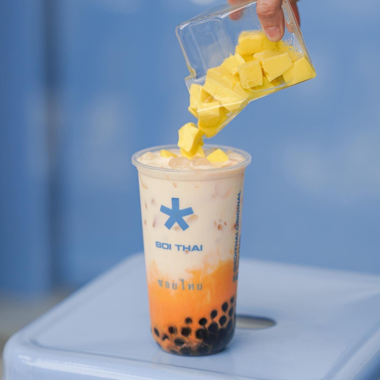 Trà sữa Soi Thai hot rần rần trên mạng chuẩn bị khai trương chi nhánh mới - Ảnh 3.