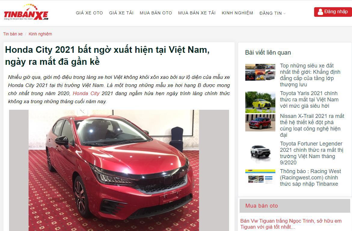 """Tin Bán Xe review xe ô tô tầm giá 600 triệu """"khuấy đảo"""" thị trường - Ảnh 3."""