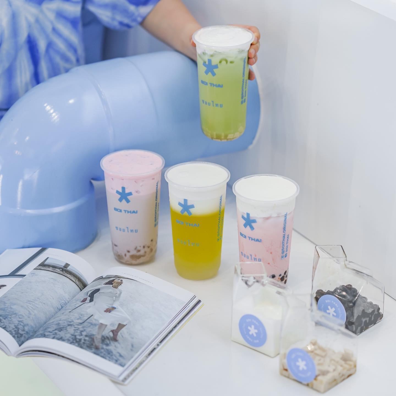 Trà sữa Soi Thai hot rần rần trên mạng chuẩn bị khai trương chi nhánh mới - Ảnh 4.
