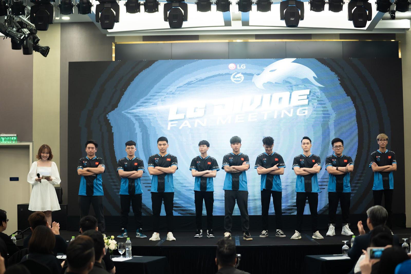 Tập đoàn LG trở thành nhà tài trợ cho Divine eSports - Ảnh 4.