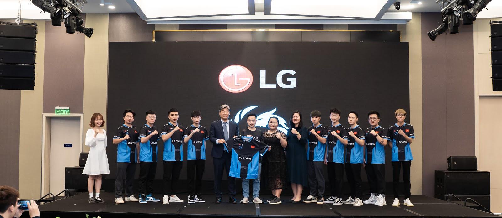 Tập đoàn LG trở thành nhà tài trợ cho Divine eSports - Ảnh 5.