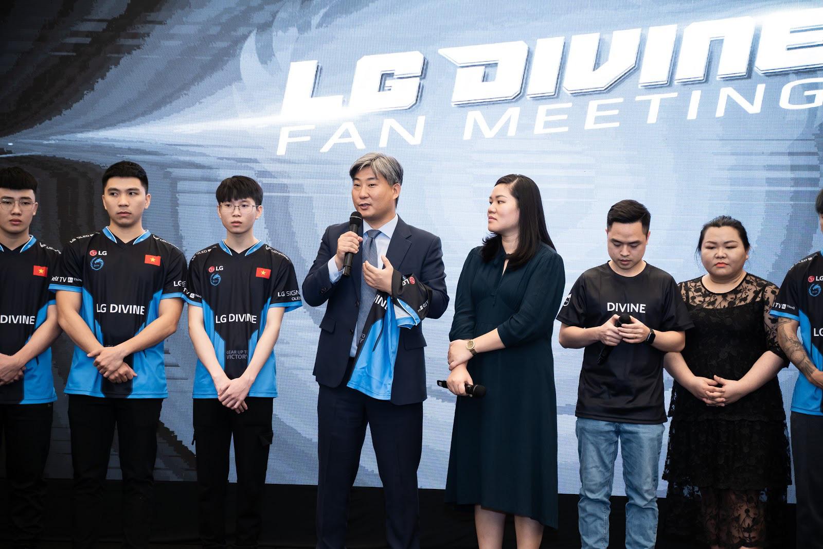Tập đoàn LG trở thành nhà tài trợ cho Divine eSports - Ảnh 6.