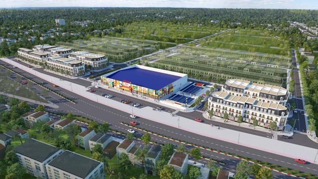 Vincom Shophouse Uông Bí sắp mở bán giai đoạn 2- Số lượng hữu hạn - Ảnh 1.