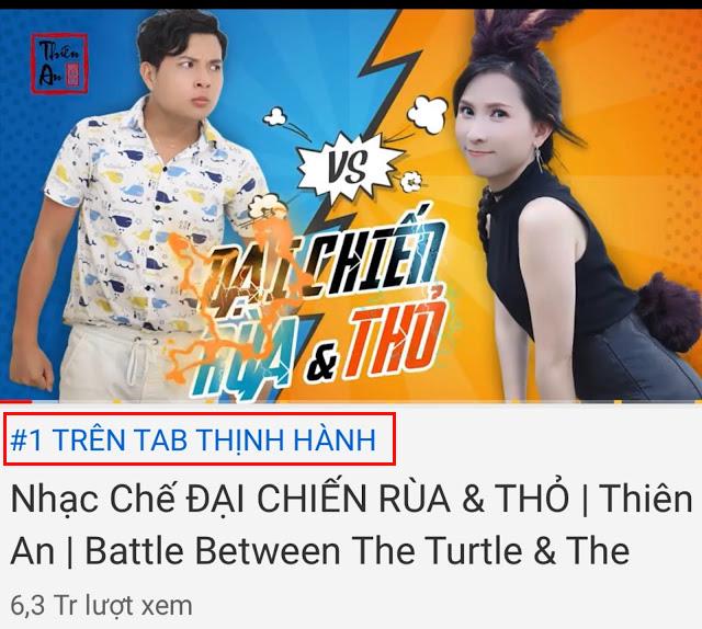 Thiên An Official - Hiện tượng mạng nằm trong top 4 Nhà sáng tạo nổi bật nhất YouTube 2020 - Ảnh 6.