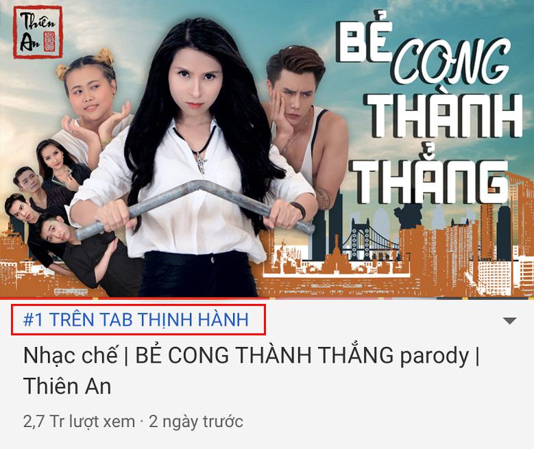 Thiên An Official - Hiện tượng mạng nằm trong top 4 Nhà sáng tạo nổi bật nhất YouTube 2020 - Ảnh 7.