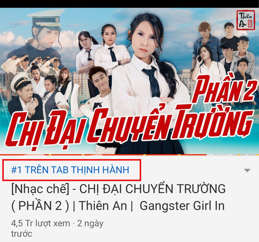 Thiên An Official - Hiện tượng mạng nằm trong top 4 Nhà sáng tạo nổi bật nhất YouTube 2020 - Ảnh 5.