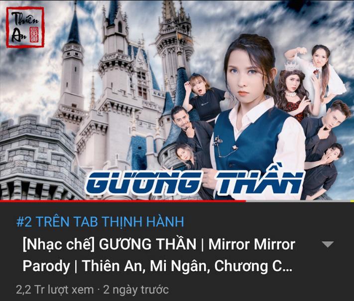 Thiên An Official - Hiện tượng mạng nằm trong top 4 Nhà sáng tạo nổi bật nhất YouTube 2020 - Ảnh 9.