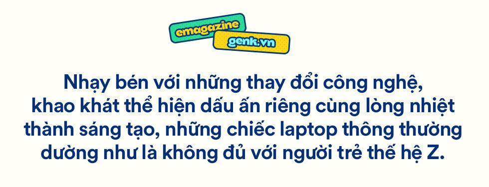 """ASUS A14/A15: Câu trả lời cho hành trình tìm kiếm laptop """"trong mơ"""" của GenZ - Ảnh 1."""
