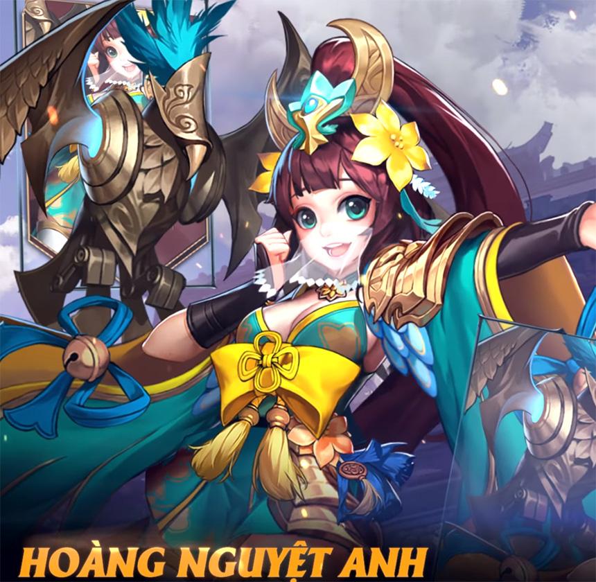 3 nữ Kim tướng có skill cực đỉnh khiến game thủ Thiếu Niên 3Q nhất định phải sở hữu - Ảnh 5.