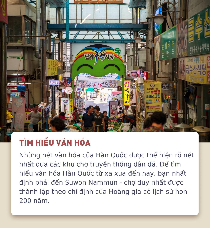 5 lý do khiến các khu chợ truyền thống là điểm du lịch lý tưởng khi đến Hàn Quốc - Ảnh 1.