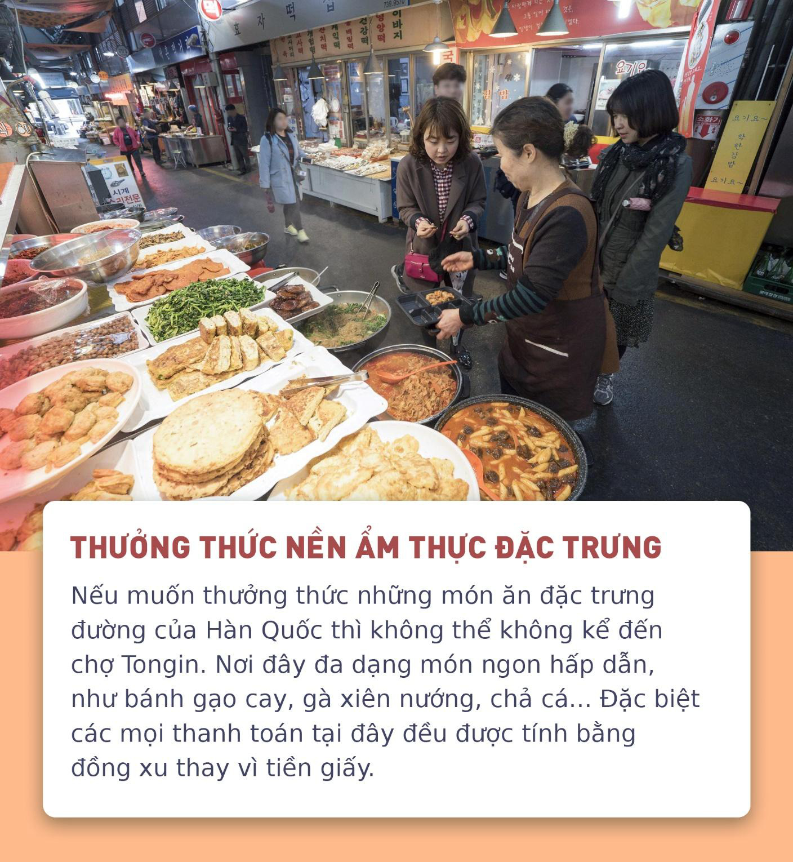 5 lý do khiến các khu chợ truyền thống là điểm du lịch lý tưởng khi đến Hàn Quốc - Ảnh 3.