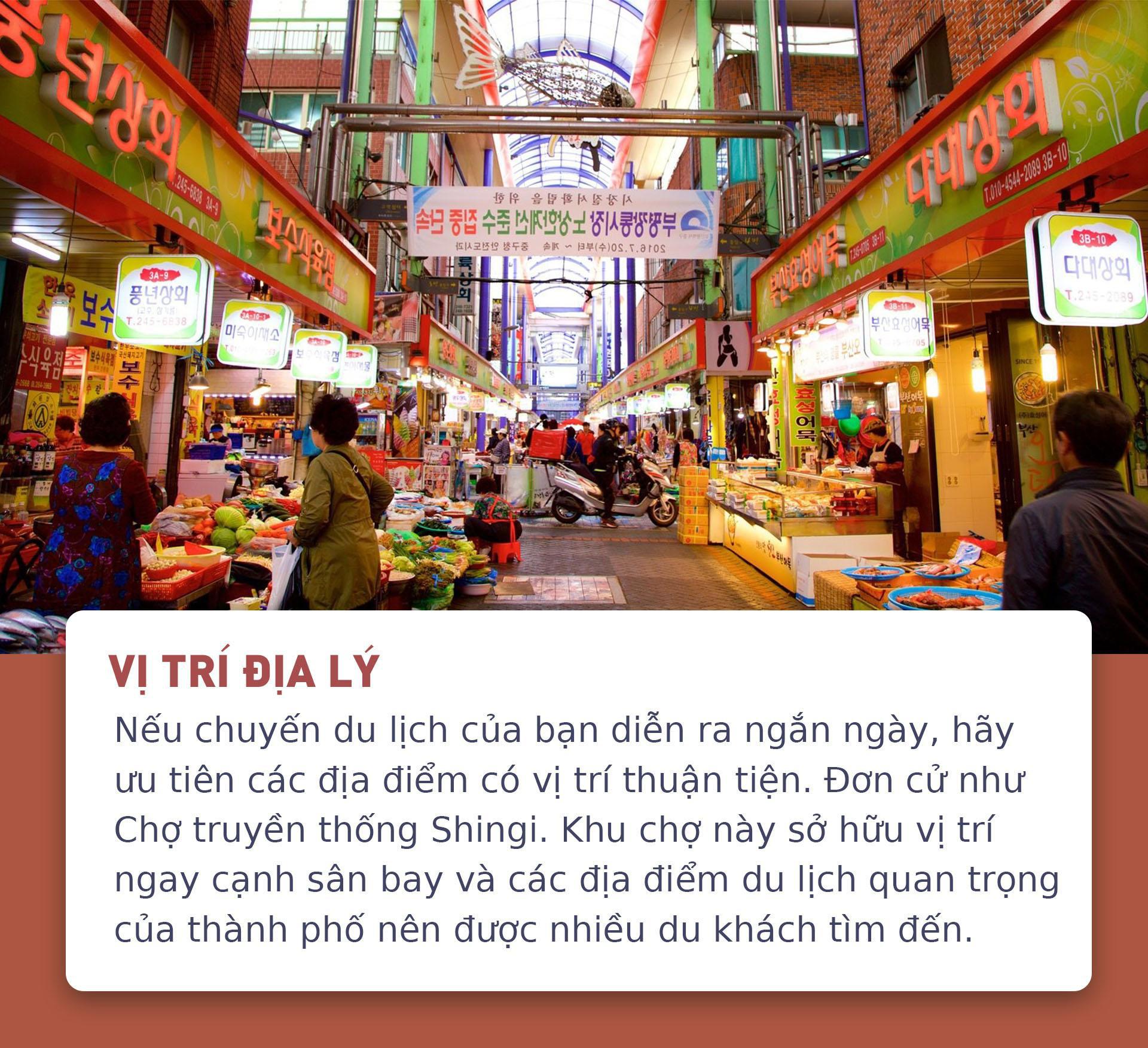5 lý do khiến các khu chợ truyền thống là điểm du lịch lý tưởng khi đến Hàn Quốc - Ảnh 4.
