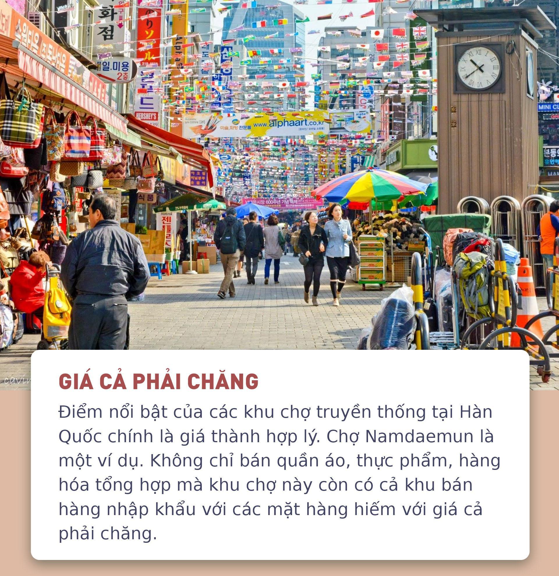 5 lý do khiến các khu chợ truyền thống là điểm du lịch lý tưởng khi đến Hàn Quốc - Ảnh 5.