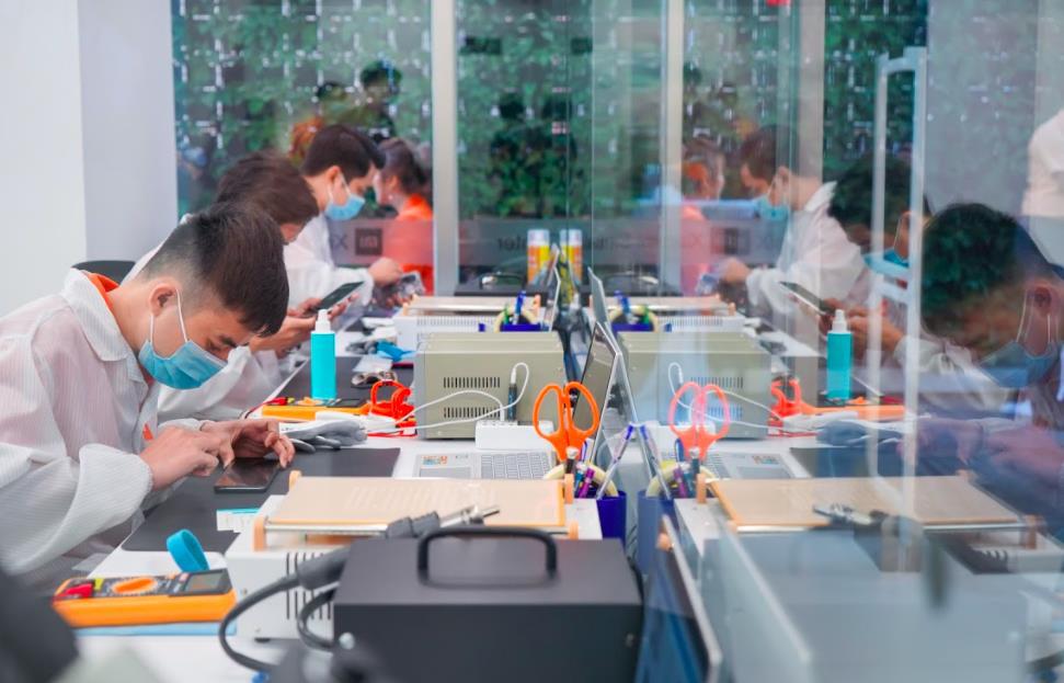 Trung tâm bảo hành Xiaomi đầu tiên tại Việt Nam khai trương - minh chứng cho cam kết bền vững của Xiaomi - Ảnh 3.