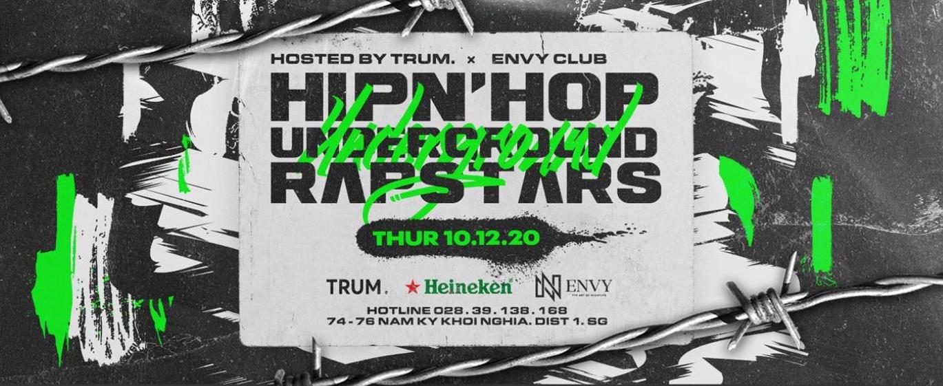 Hip n Hop tung đêm diễn đầu tiên với R.Tee, Yuno Bigboi, 16Typh, 95G, nghe đâu là có cả Dế Choắt? - Ảnh 4.