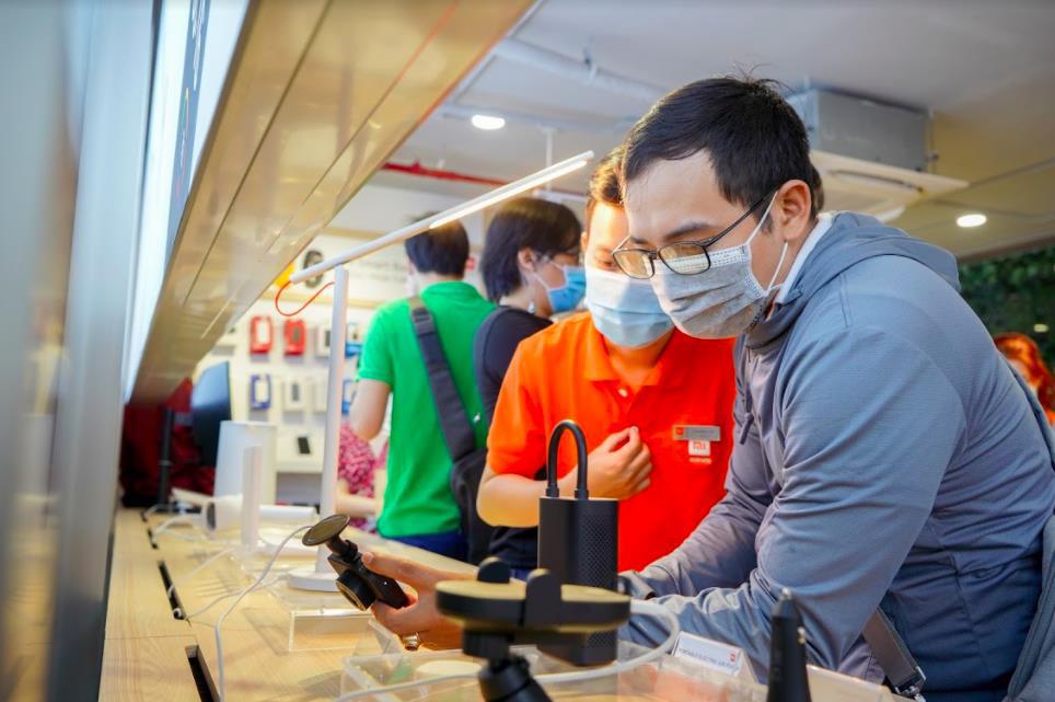 Trung tâm bảo hành Xiaomi đầu tiên tại Việt Nam khai trương - minh chứng cho cam kết bền vững của Xiaomi - Ảnh 4.