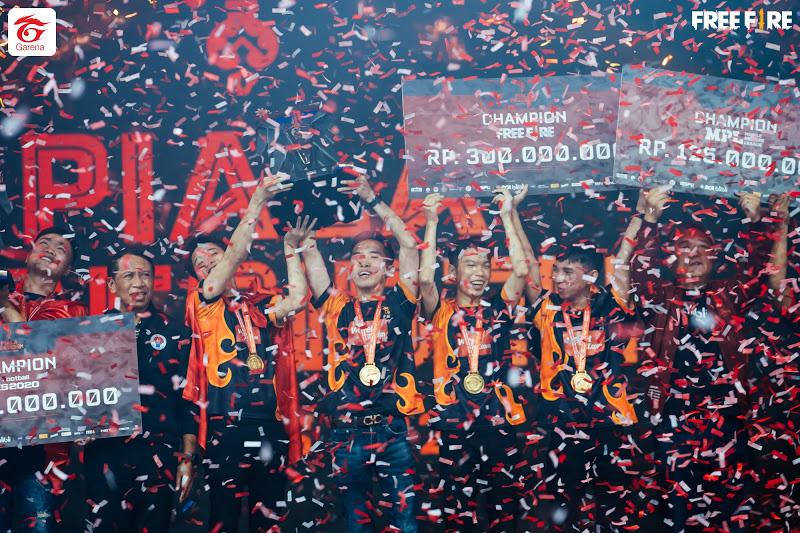 Địa chấn: Team Flash vô địch President Cup 2020 - Giải đấu Esports đầu tiên do tổng thống Indonesia tổ chức trên thế giới - Ảnh 1.