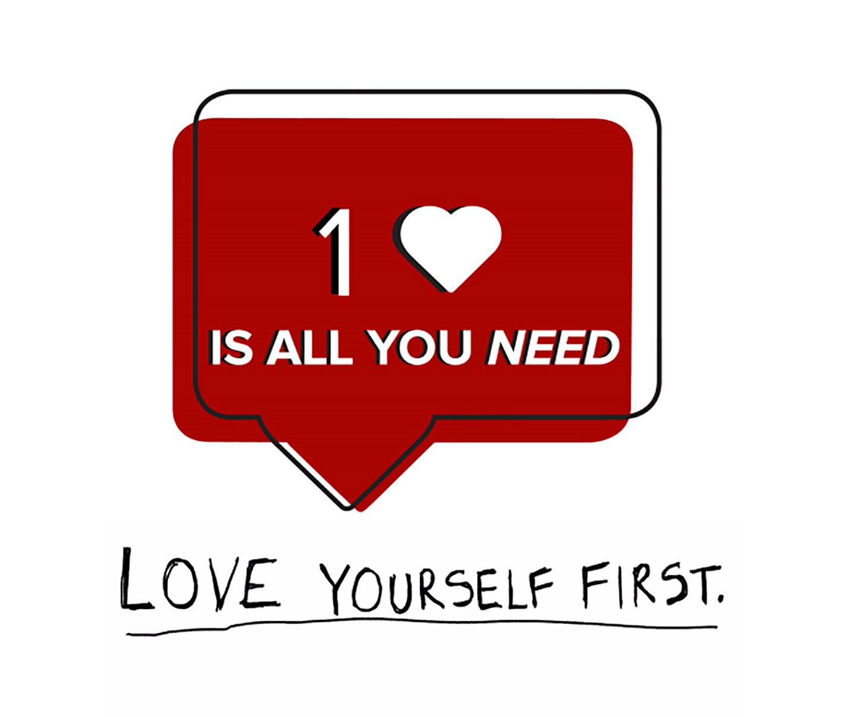 """Khi thương hiệu giày làm câu chuyện về mạng xã hội và thông điệp """"LOVE YOURSELF FIRST"""" ra đời - Ảnh 3."""