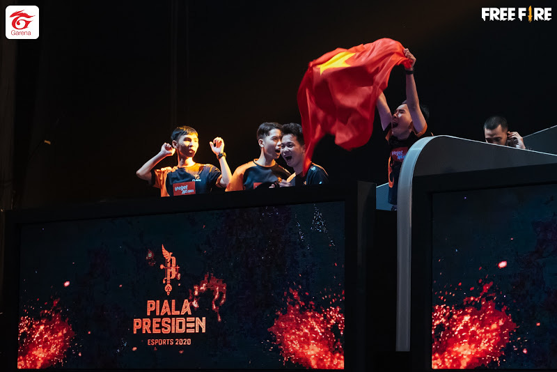 Địa chấn: Team Flash vô địch President Cup 2020 - Giải đấu Esports đầu tiên do tổng thống Indonesia tổ chức trên thế giới - Ảnh 4.