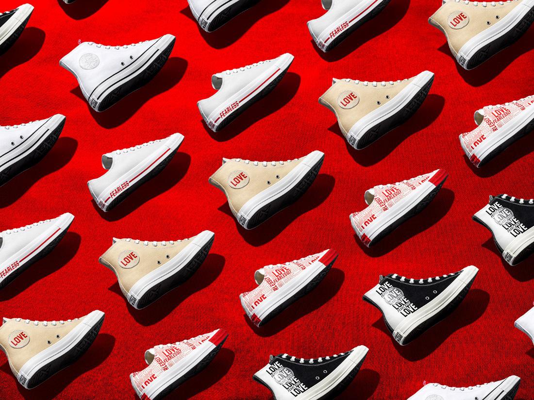 """Khi thương hiệu giày làm câu chuyện về mạng xã hội và thông điệp """"LOVE YOURSELF FIRST"""" ra đời - Ảnh 5."""
