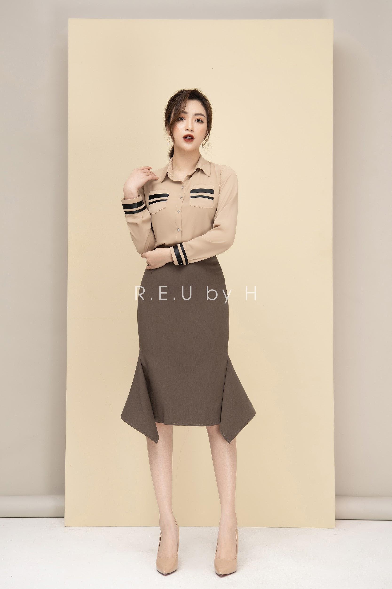 """REU Dress: đồ công sở không chỉ dừng lại ở """"formal, """"style & trend đang là xu hướng hiện nay - Ảnh 5."""