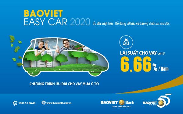 Vay mua ôtô tại BAOVIET Bank phê duyệt trong 12 giờ làm việc - Ảnh 1.