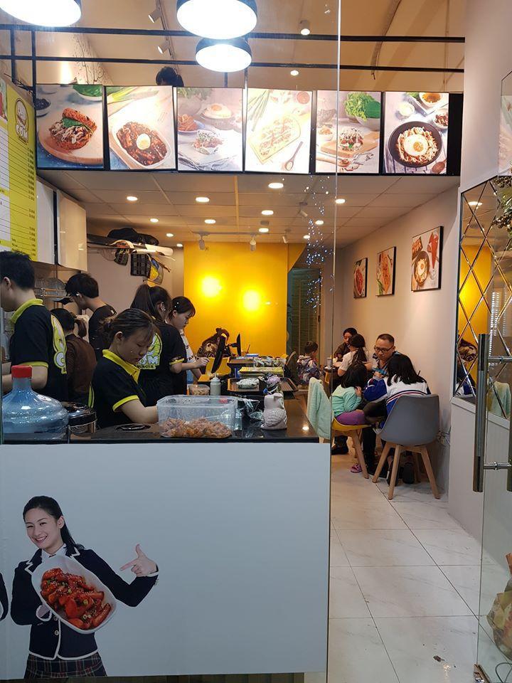 Thương hiệu Hàn Quốc Cơm Burger thực hiện chuỗi hành động thiết thực phòng dịch Corona - Ảnh 3.