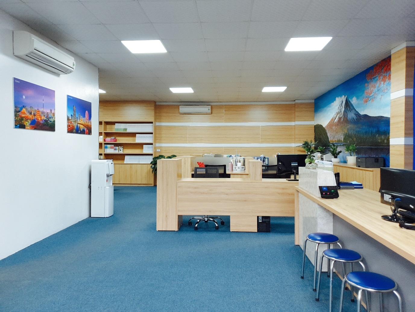 Có một trung tâm Nhật ngữ chất tại Nghệ An - Ảnh 2.