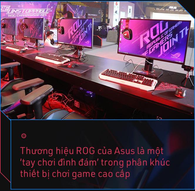 Asus TUF Gaming và câu chuyện 'ông vua' màn hình chơi game quyết thay đổi vì game thủ - Ảnh 1.