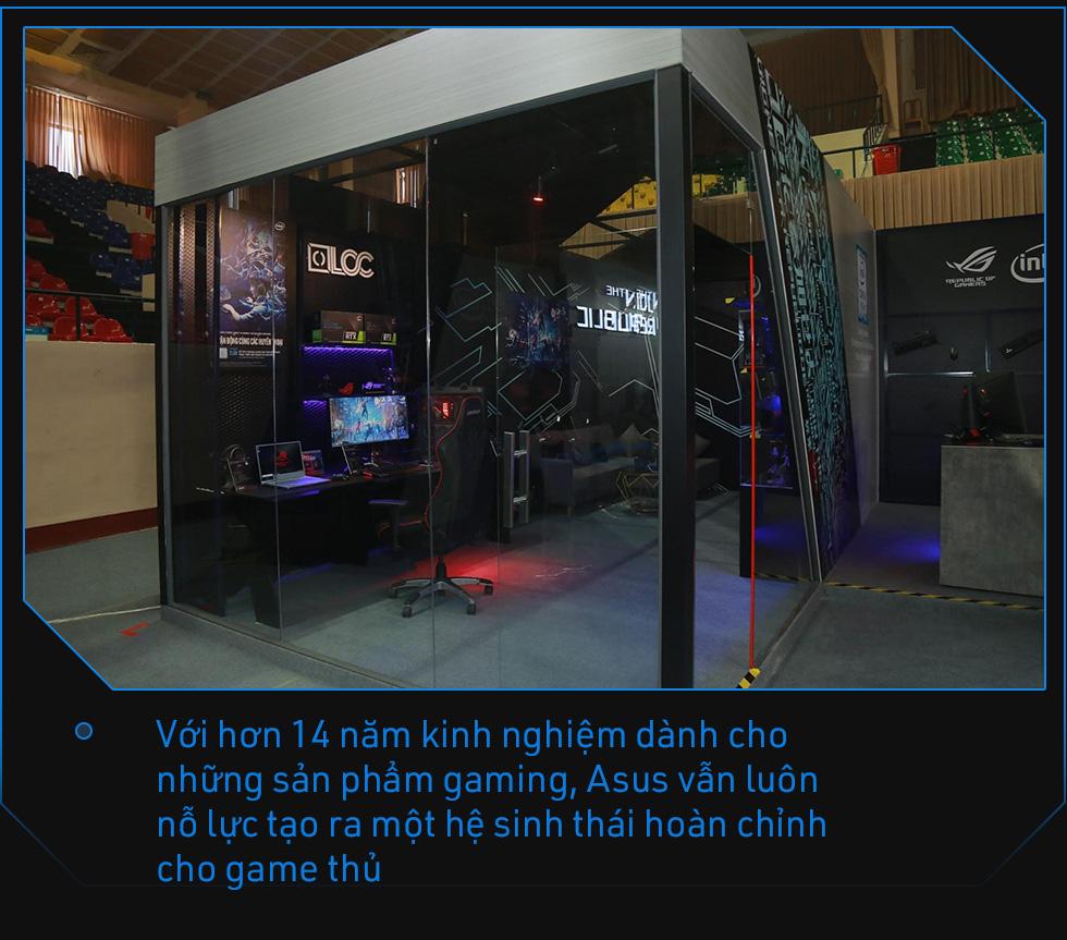 Asus TUF Gaming và câu chuyện 'ông vua' màn hình chơi game quyết thay đổi vì game thủ - Ảnh 3.