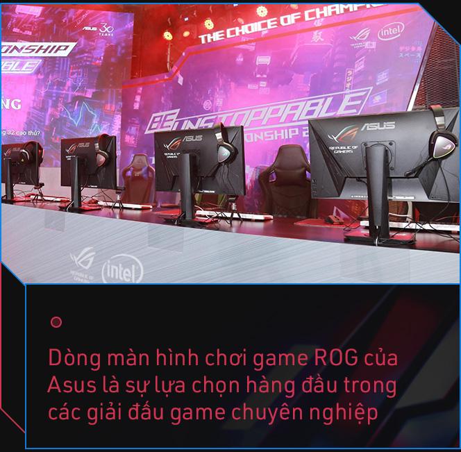 Asus TUF Gaming và câu chuyện 'ông vua' màn hình chơi game quyết thay đổi vì game thủ - Ảnh 6.