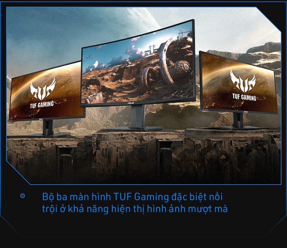 Asus TUF Gaming và câu chuyện 'ông vua' màn hình chơi game quyết thay đổi vì game thủ - Ảnh 9.
