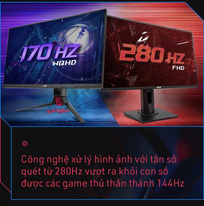 Asus TUF Gaming và câu chuyện 'ông vua' màn hình chơi game quyết thay đổi vì game thủ - Ảnh 12.