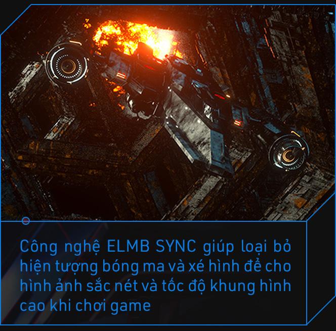 Asus TUF Gaming và câu chuyện 'ông vua' màn hình chơi game quyết thay đổi vì game thủ - Ảnh 13.