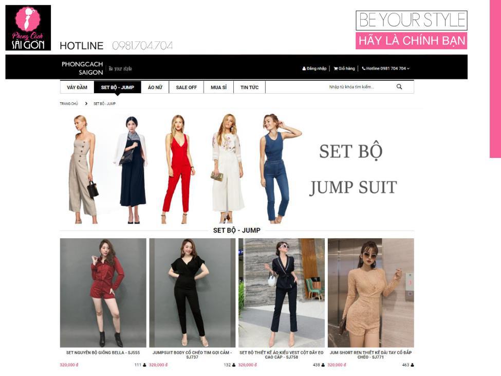 Phong cách Sài Gòn – địa điểm mua sắm trực tuyến đáng tin cậy! - Ảnh 1.