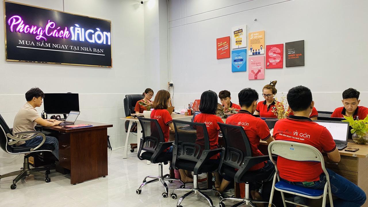 Phong cách Sài Gòn – địa điểm mua sắm trực tuyến đáng tin cậy! - Ảnh 8.