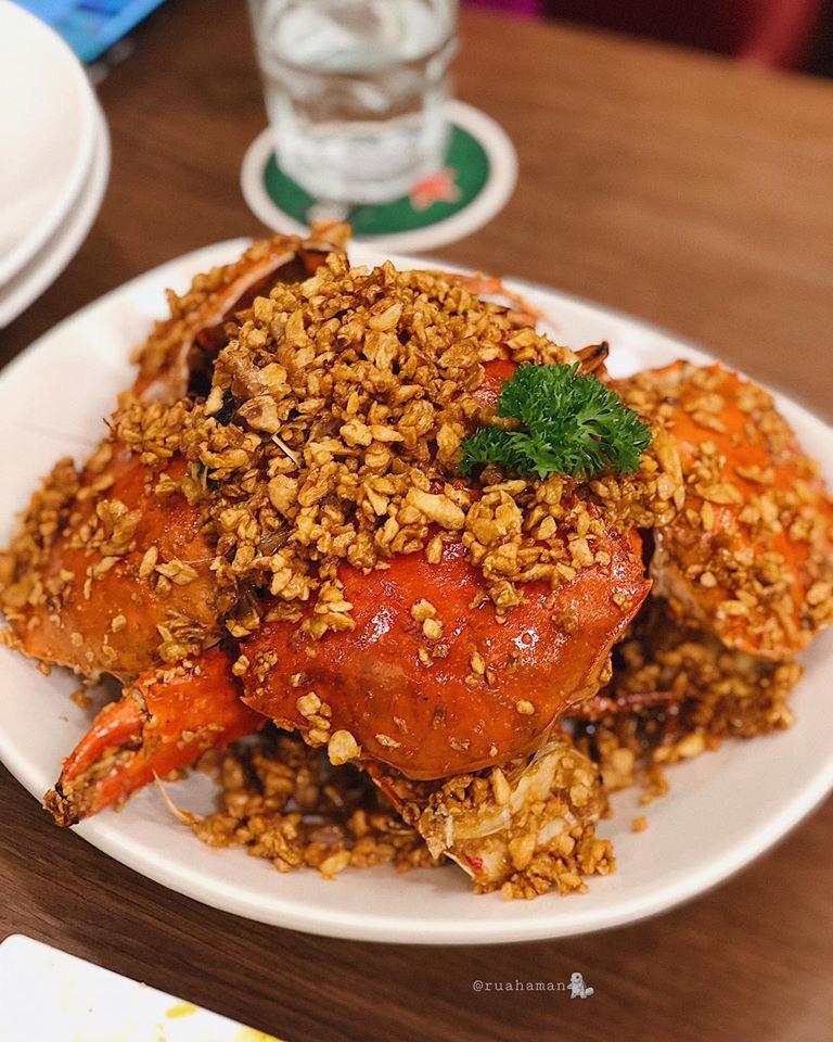 Buffet cua có gì đặc biệt mà thực khách Sài Gòn tấp nập check-in - Ảnh 7.