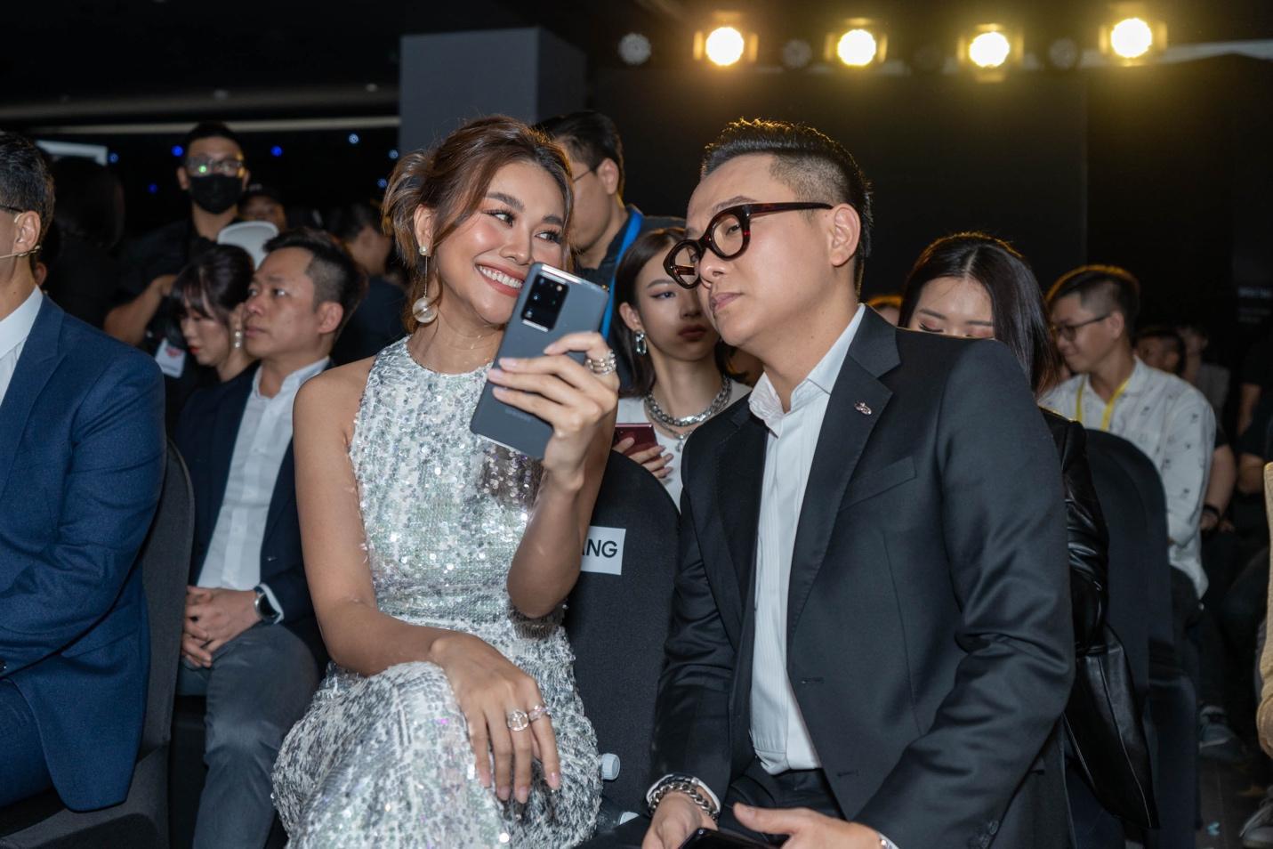 Toàn cảnh sự kiện ra mắt siêu phẩm đáng chú ý bậc nhất làng công nghệ Việt: Galaxy S20 series - Ảnh 3.