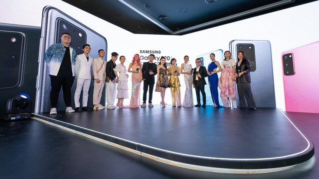 Toàn cảnh sự kiện ra mắt siêu phẩm đáng chú ý bậc nhất làng công nghệ Việt: Galaxy S20 series - Ảnh 7.