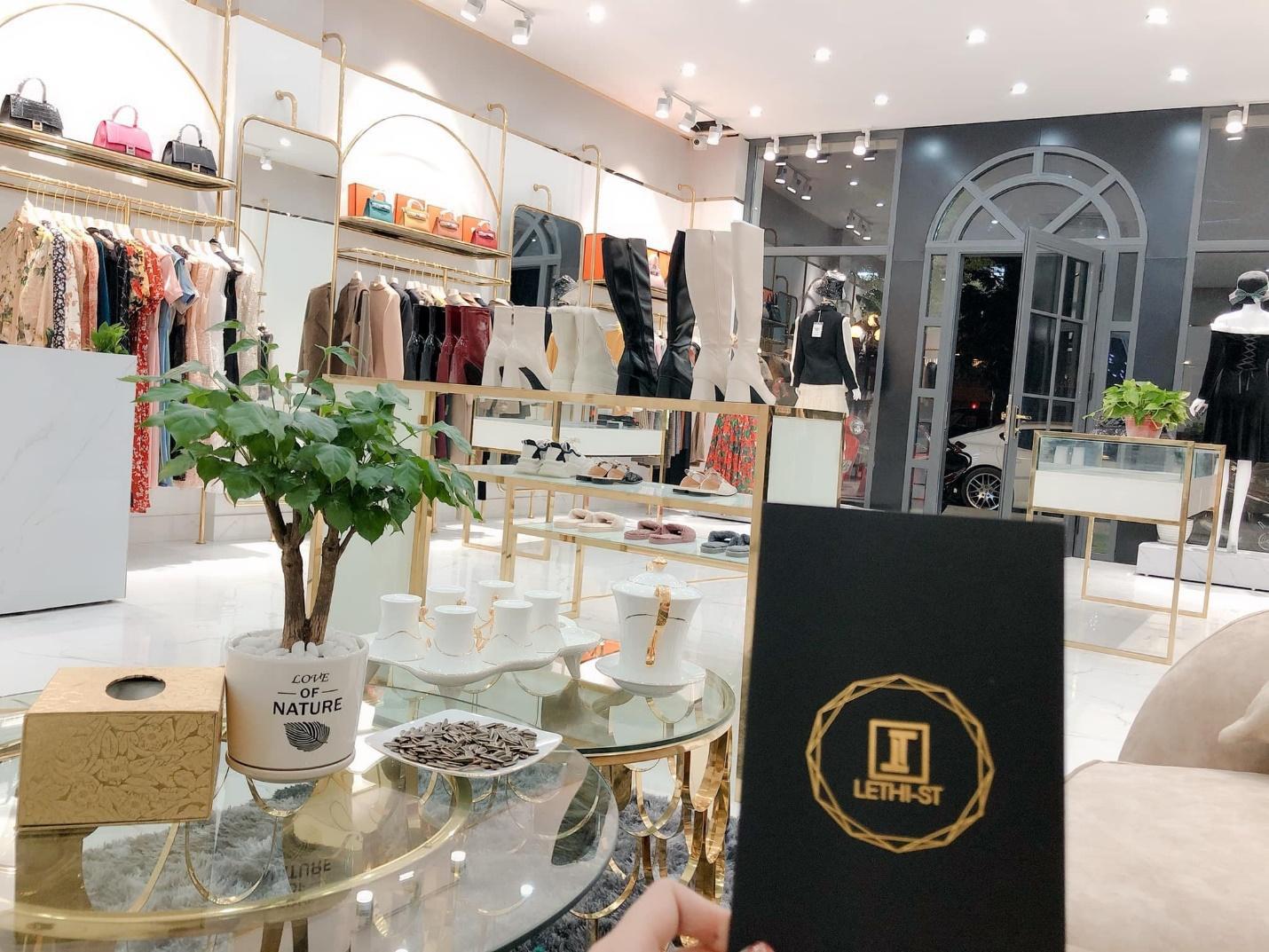 Lêthi - ST: Địa chỉ mua sắm thời trang được nhiều bạn trẻ yêu thích - Ảnh 1.