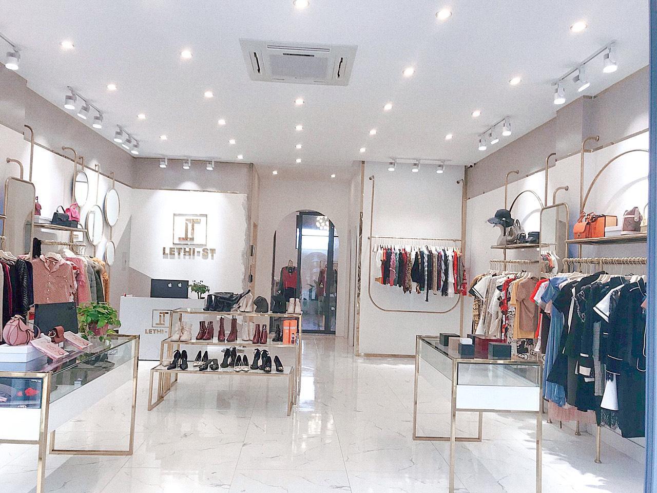 Lêthi - ST: Địa chỉ mua sắm thời trang được nhiều bạn trẻ yêu thích - Ảnh 2.